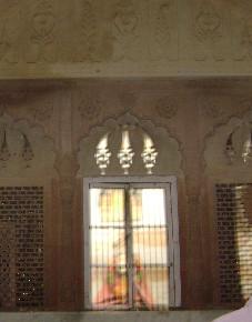 Samadhi at Vrindavana